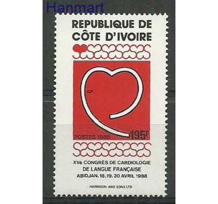 Znaczek Wybrzeże Kości Słoniowej 1988 Mi 963 Czyste **