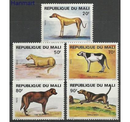 Znaczek Mali 1979 Mi 728-732 Czyste **