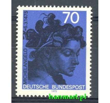 Niemcy 1975 Mi 833 Czyste **