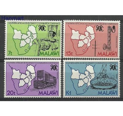 Znaczek Malawi 1985 Mi 445-448 Czyste **