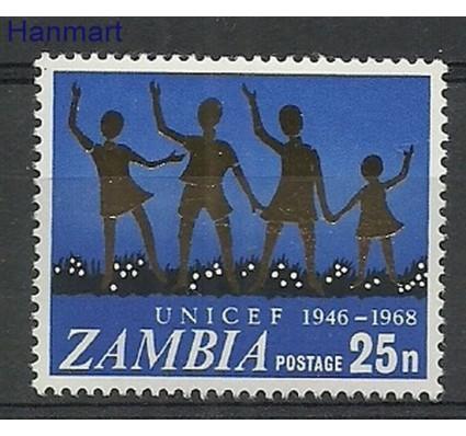 Znaczek Zambia 1968 Mi 54 Czyste **