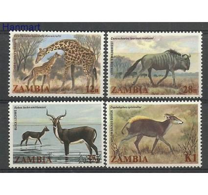 Znaczek Zambia 1983 Mi 294-297 Czyste **
