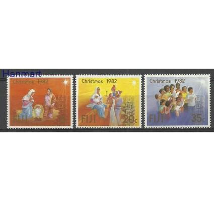 Znaczek Fidżi 1982 Mi 471-473 Czyste **