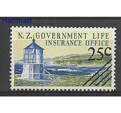 Znaczek Nowa Zelandia 1978 Mi gov46 Czyste **