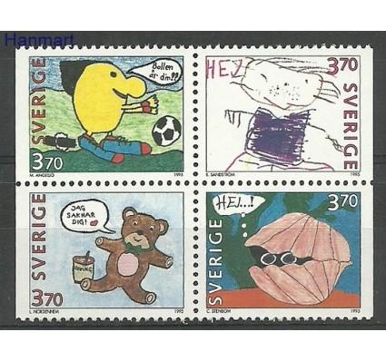 Znaczek Szwecja 1995 Mi 1894-1897 Czyste **