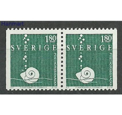 Szwecja 1983 Mi 1248dl,dr Czyste **