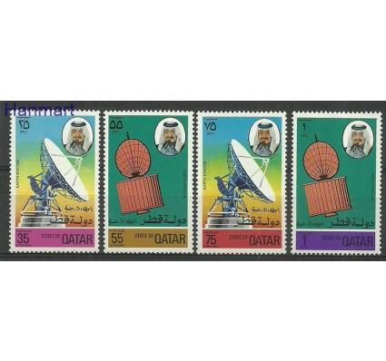 Znaczek Katar 1976 Mi 673-676 Czyste **