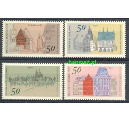 Niemcy 1975 Mi 860-863 Czyste **