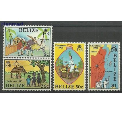 Znaczek Belize 1975 Mi 353-356 Czyste **