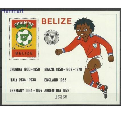 Belize 1981 Mi bl45 Czyste **