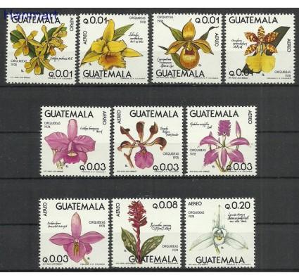 Znaczek Gwatemala 1978 Mi 1101-1110 Czyste **