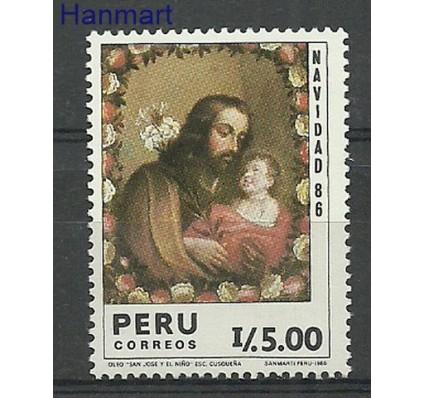 Peru 1986 Mi 1347 Czyste **