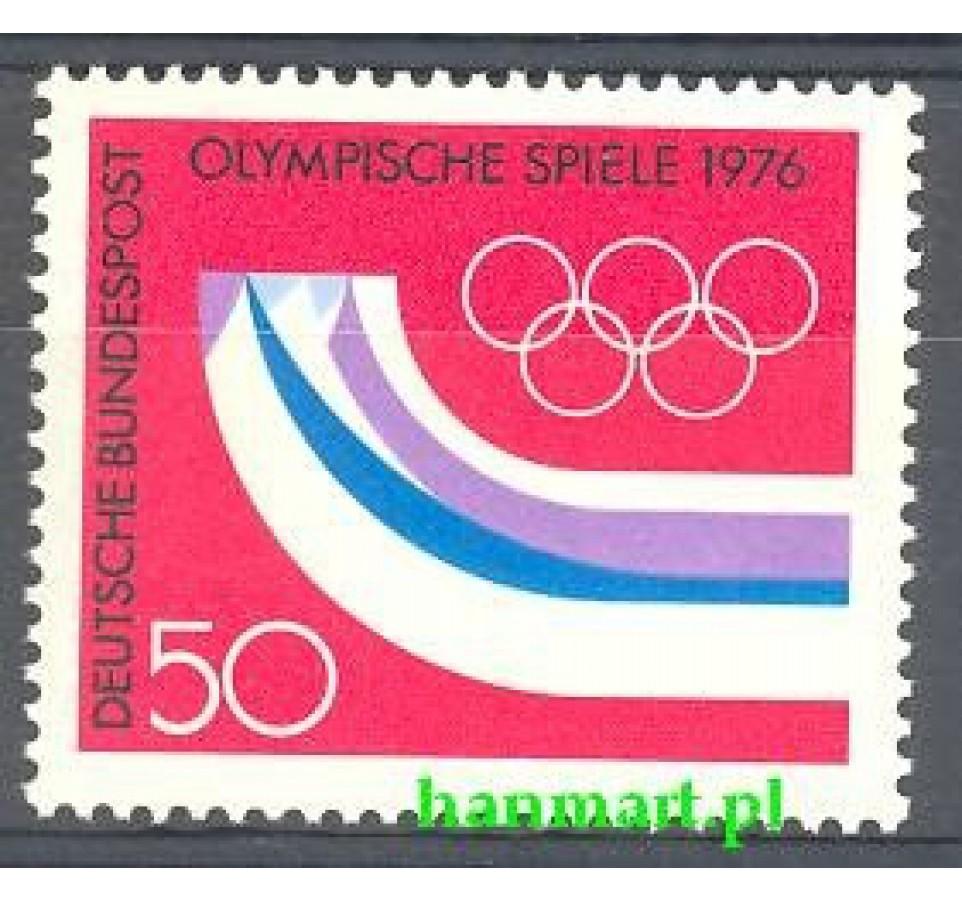 Niemcy 1976 Mi 875 Czyste **