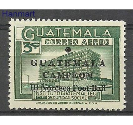 Znaczek Gwatemala 1967 Mi 783 Czyste **