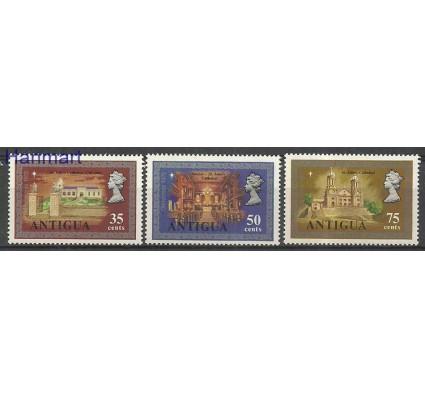 Znaczek Antigua i Barbuda 1972 Mi 281-283 Czyste **
