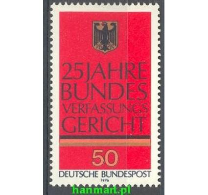 Niemcy 1976 Mi 879 Czyste **