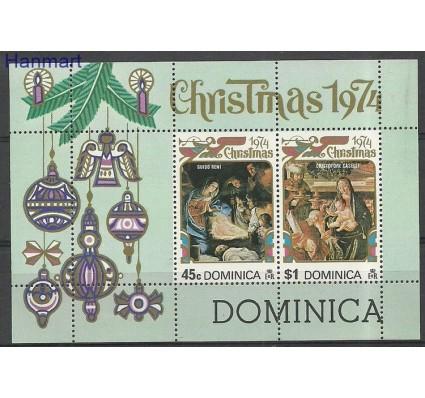 Dominika 1974 Mi bl27 Czyste **