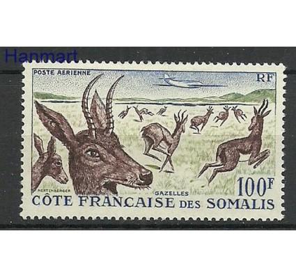 Znaczek Somali Francuskie 1958 Mi 317 Z podlepką *