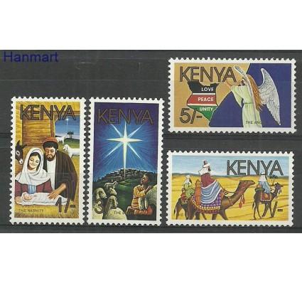 Znaczek Kenia 1986 Mi 379-382 Czyste **