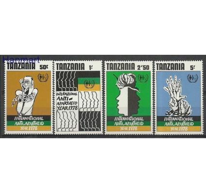 Znaczek Tanzania 1978 Mi 113-116 Czyste **