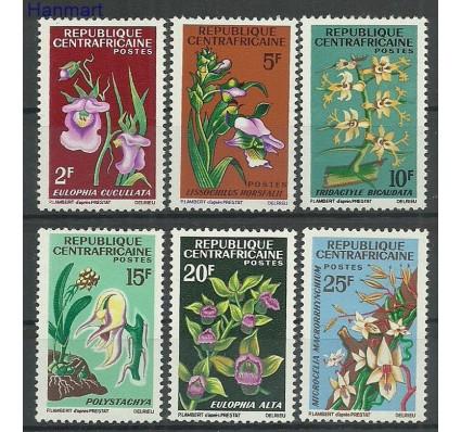 Republika Środkowoafrykańska 1966 Mi 106-111 Czyste **
