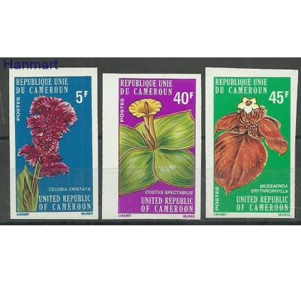 Kamerun 1975 Mi 794-796B Czyste **