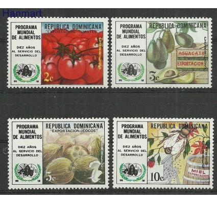Znaczek Dominikana 1974 Mi 1079-1082 Czyste **