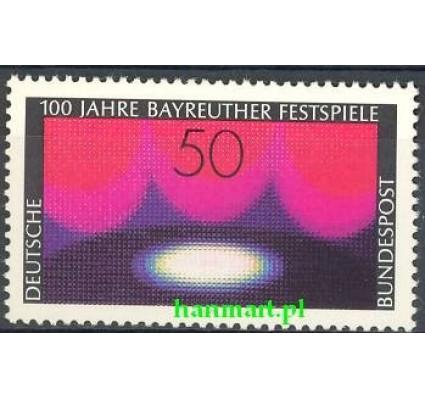 Niemcy 1976 Mi 896 Czyste **