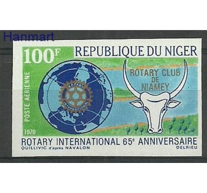 Znaczek Niger 1970 Mi 245B Czyste **
