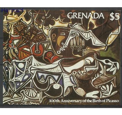 Znaczek Grenada 1981 Mi bl95 Czyste **