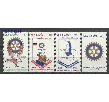 Znaczek Malawi 1980 Mi 340-343 Czyste **
