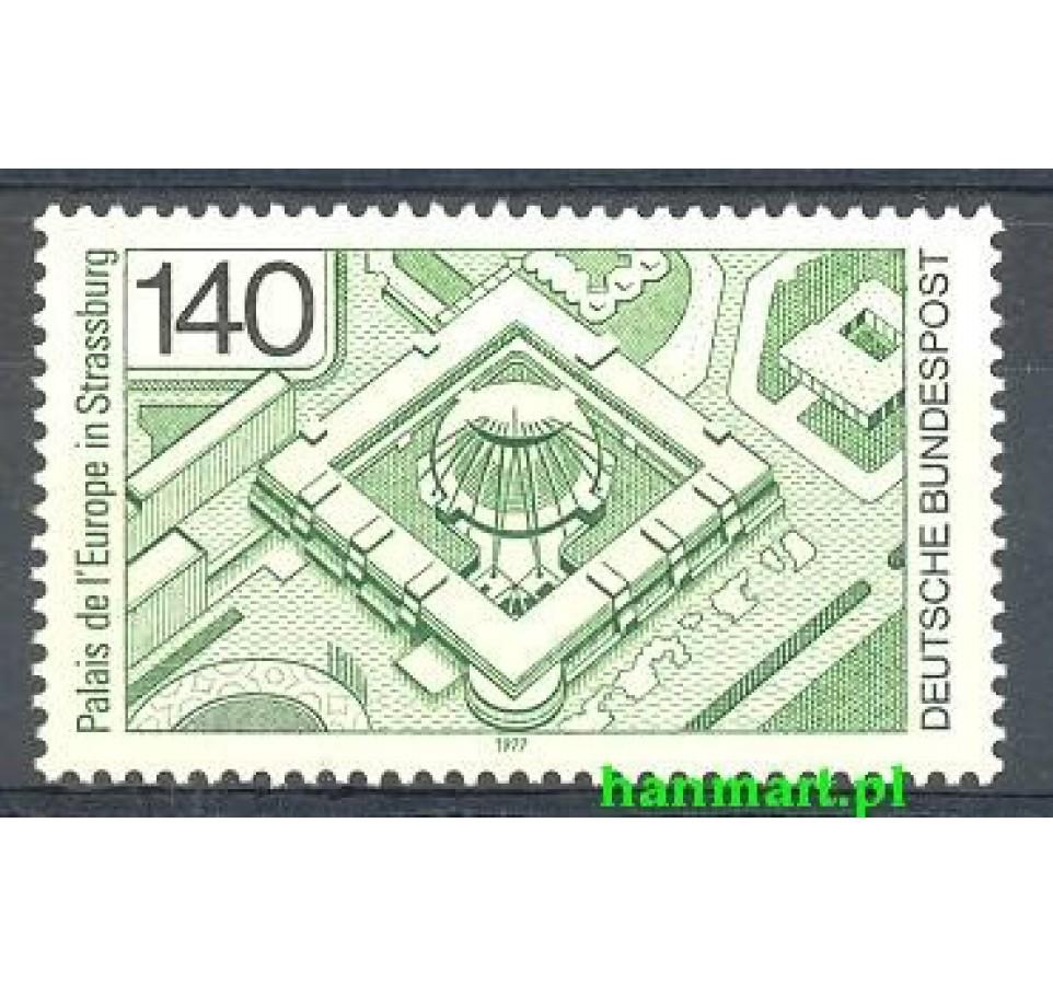Niemcy 1977 Mi 921 Czyste **