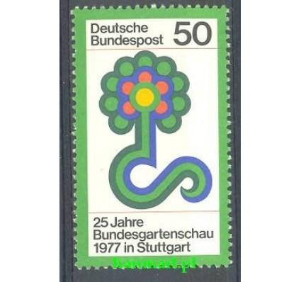 Niemcy 1977 Mi 927 Czyste **