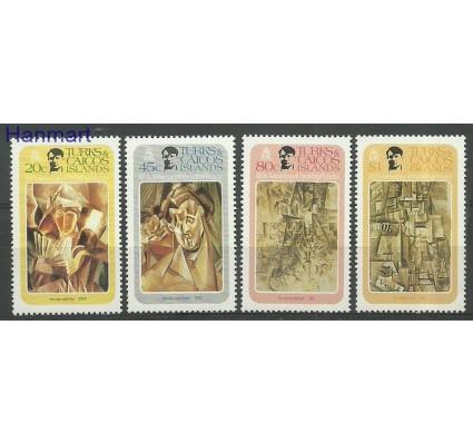 Znaczek Turks i Caicos 1981 Mi 537-540 Czyste **