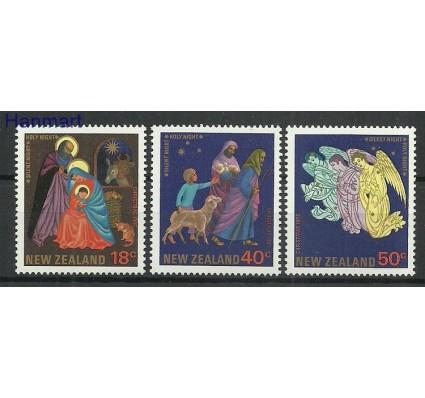 Znaczek Nowa Zelandia 1985 Mi 942-944 Czyste **
