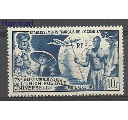 Znaczek Oceania Francuska 1949 Mi 235 Czyste **