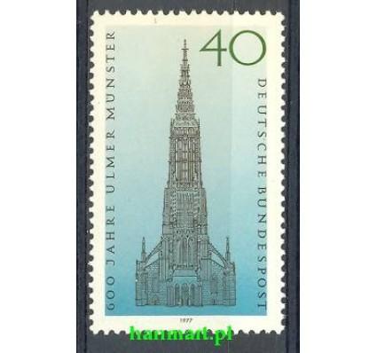 Niemcy 1977 Mi 937 Czyste **