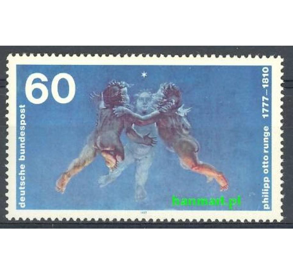 Niemcy 1977 Mi 940 Czyste **