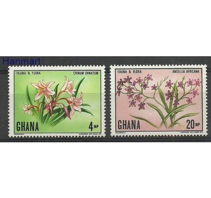 Znaczek Ghana 1970 Mi 413+415 Czyste **