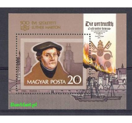 Węgry 1983 Mi bl 165 Czyste **
