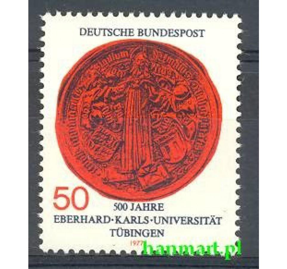 Niemcy 1977 Mi 946 Czyste **