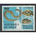 Niger 1984 Mi 899 Czyste **
