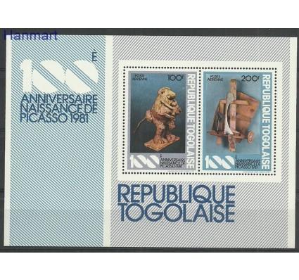 Znaczek Togo 1981 Mi bl183 Czyste **