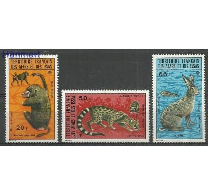 Znaczek Francuskie Terytorium Afarów i Issów 1973 Mi 93-95 Czyste **