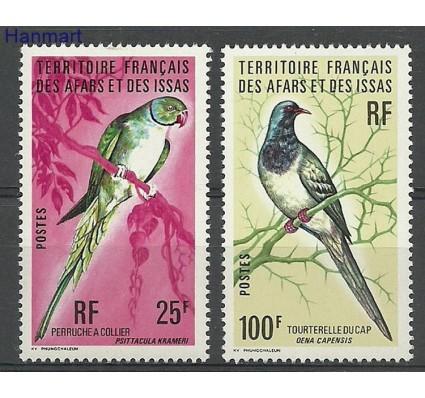 Znaczek Francuskie Terytorium Afarów i Issów 1976 Mi 157-158 Czyste **