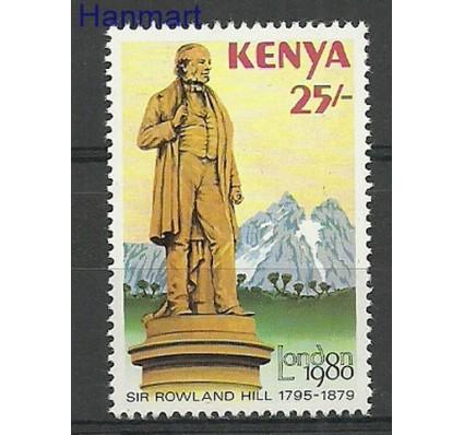 Znaczek Kenia 1980 Mi 164 Czyste **