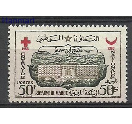 Znaczek Maroko 1959 Mi 438 Czyste **