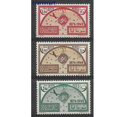 Znaczek Somaliland Włoski 1953 Mi 288-290 Czyste **