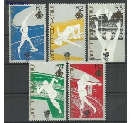 Znaczek Seszele 1988 Mi 661-665 Czyste **