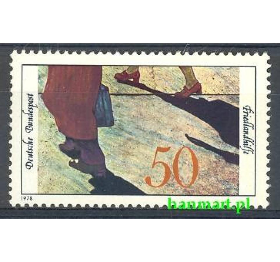 Niemcy 1978 Mi 957 Czyste **